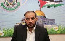 """عضو المكتب السياسي لحركة """"حماس"""" حسام بدران"""