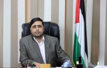 """عبد اللطيف القانوع الناطق باسم حركة """"حماس"""""""