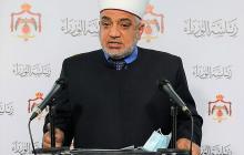 وزير الأوقاف والشؤون والمقدسات الإسلامية الأردنية محمد الخلايلة