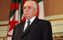 الرئيس الجزائري الراحل عبد القادر بن صالح