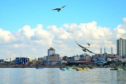 ميناء غزة (أرشيف)
