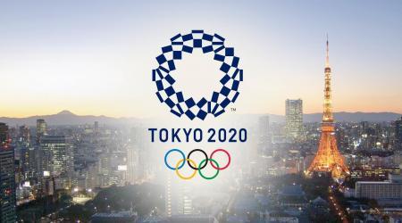 شعار أولمبياد طوكيو الذي تم تأجيله