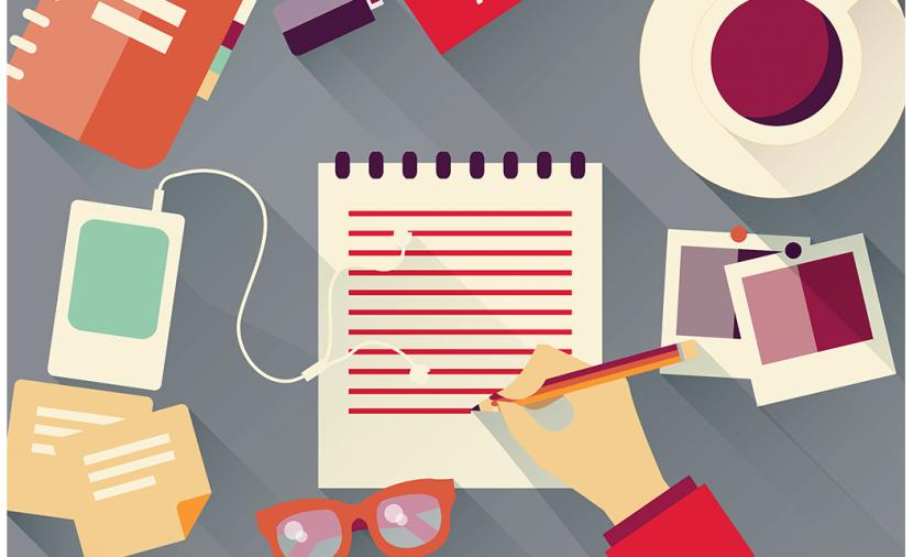 كيف يمكنك صناعة محتوى احترافي لوسائل التواصل الاجتماعي (3 جوانب)