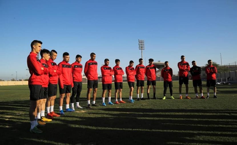 مساعٍ لتمكين لاعبي منتخب الشباب من مغادرة غزة   فلسطين أون لاين