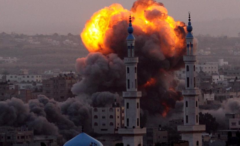 تهديد غزة بعدوان جديد.. دعاية انتخابية بعيد التنفيذ   فلسطين أون لاين
