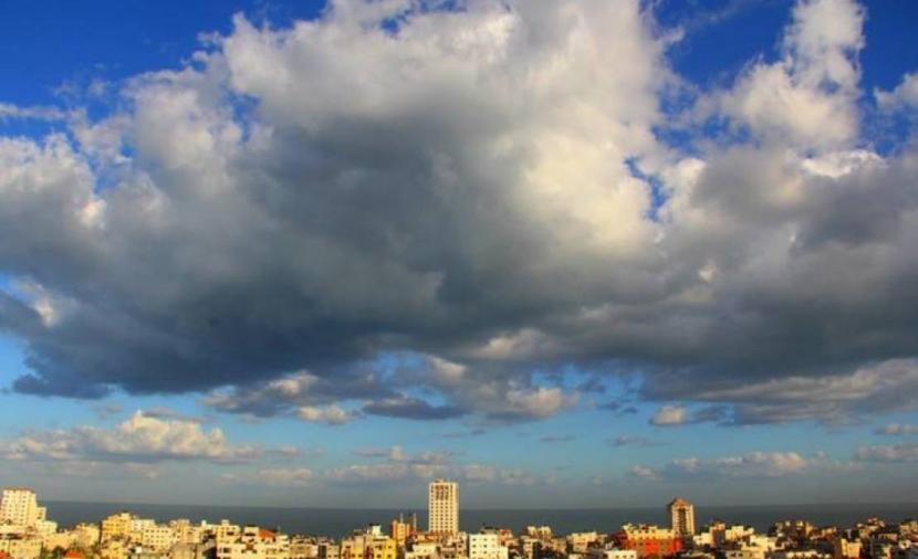 الطقس: غائم جزئي وارتفاع طفيف لدرجات الحرارة