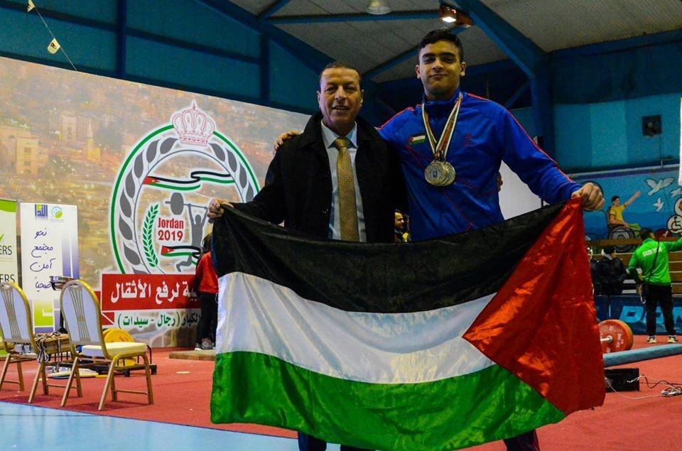 3 - الرباع حمادة يحتل المركز الرابع في بطولة التضامن الدولية.jpg